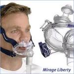 Mirage Liberty: het Hybridemasker